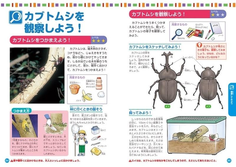 """【 """"自由研究本""""パーフェクトガイド】for 3・4年生4"""