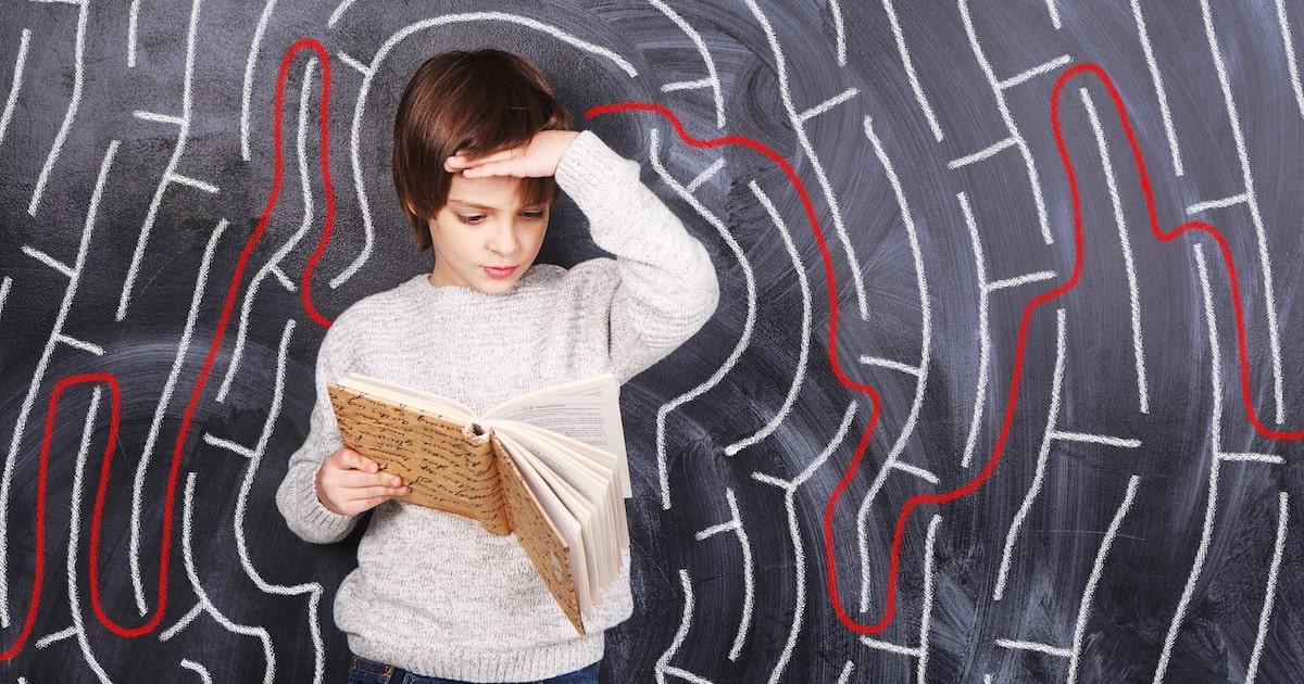 「迷路」で脳がぐんぐん育つ! オススメの年齢別・迷路絵本教えます