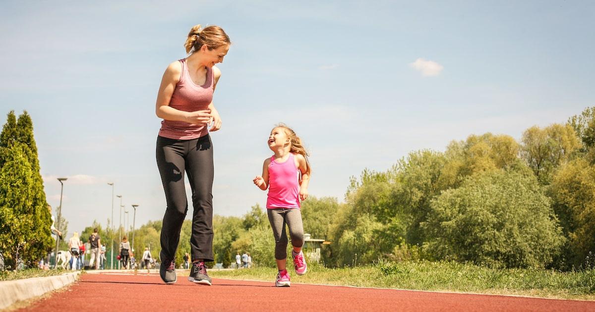 運動能力だけでなく「諦めない心」が育つ! 親子ランで得られるメリットが多すぎる