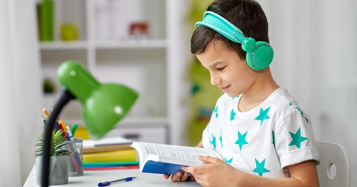 英語を学ぶ子どもたちのためのグレーデッド・リーダー4