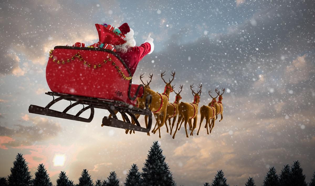 クリスマスアート
