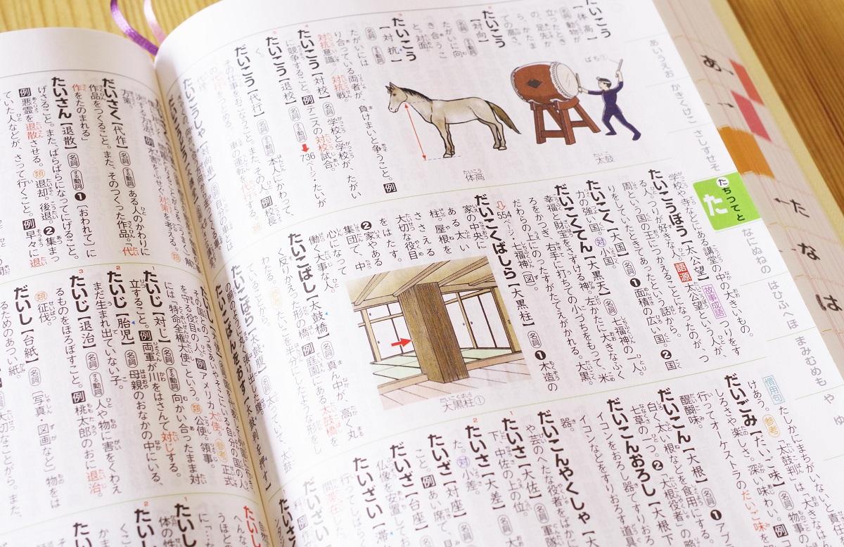 国語辞典3