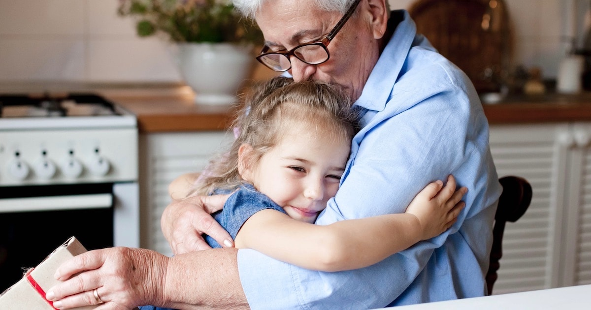 孫から祖父母へプレゼントを贈ろう。「感謝する」ことが大切すぎるワケ