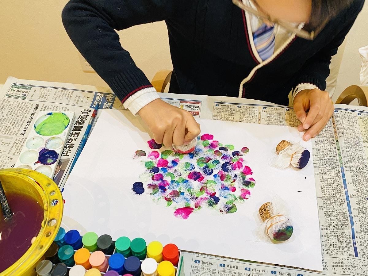 今泉真樹先生インタビュー_未就学児から楽しめるアート活動06