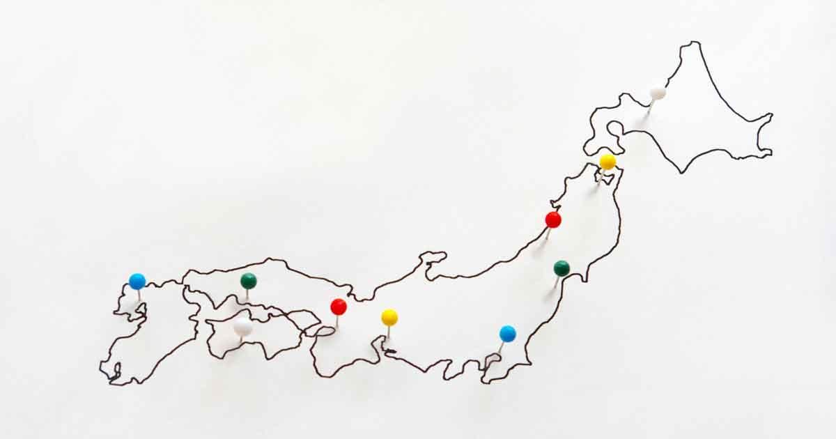 日本地図の覚え方5