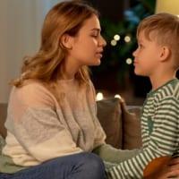 「ダメでしょ!」と叱るのは意味がない。親子で問題解決をするための対話テクニック
