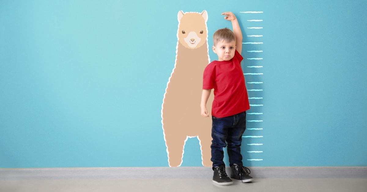 子どもの身長を伸ばすために知っておきたい【成長スパート】と【予測身長の計算式】