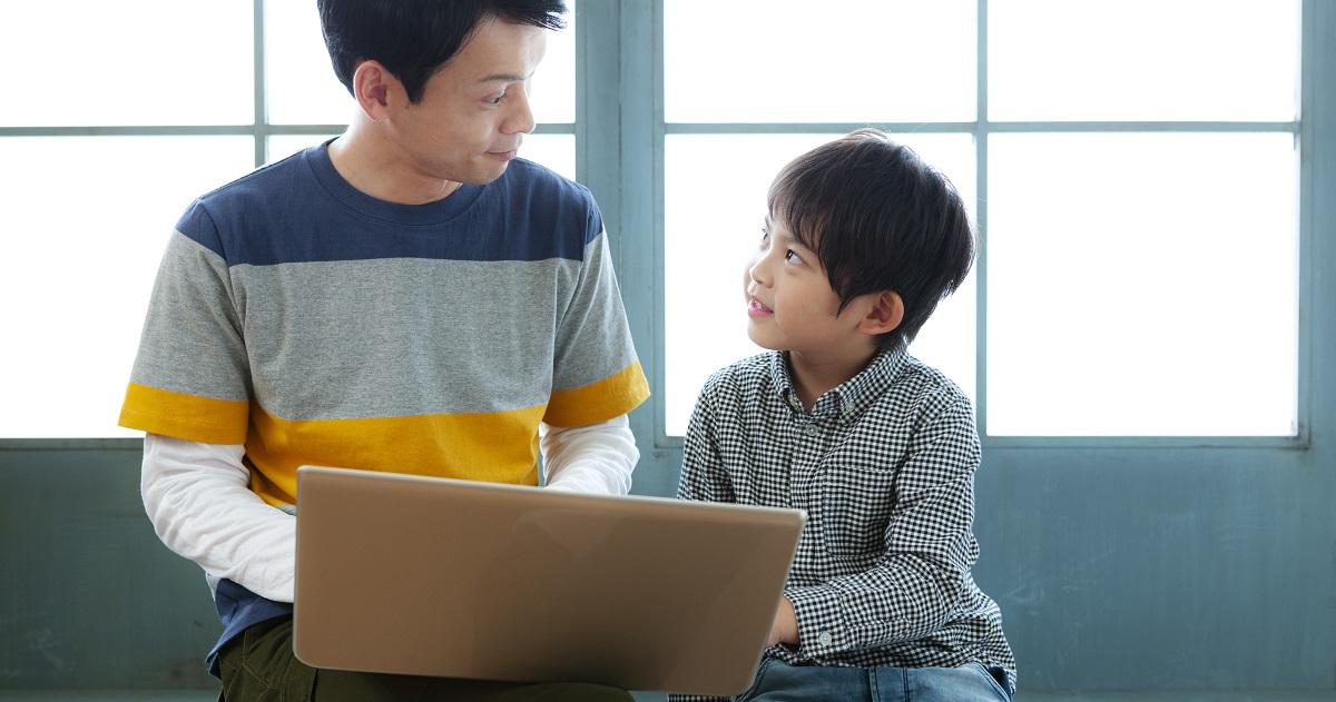 """たった5時間! """"親子で読み進めるだけで"""" プログラミングが理解できる本"""