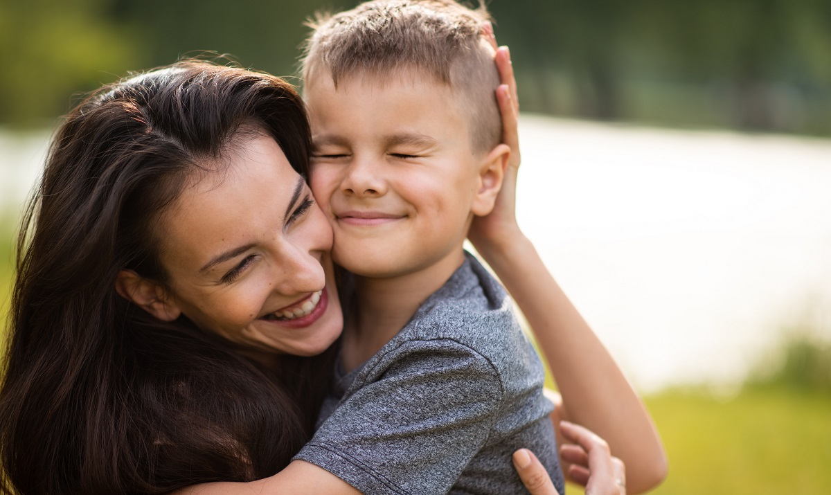 子どもの自己肯定感は親による4