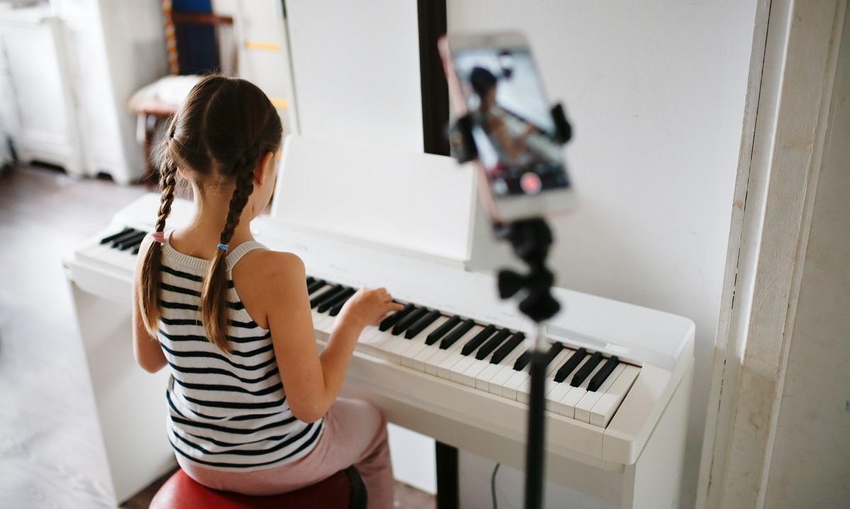 オンライン習い事子供2