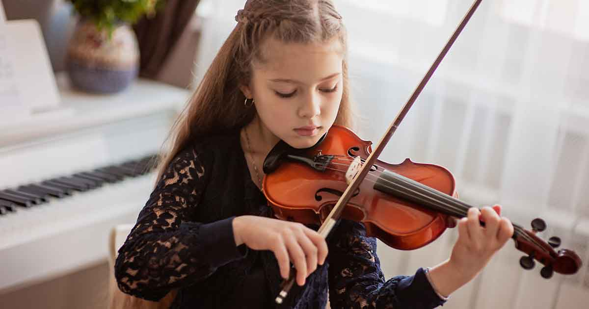 幼児向けヴァイオリン教室4