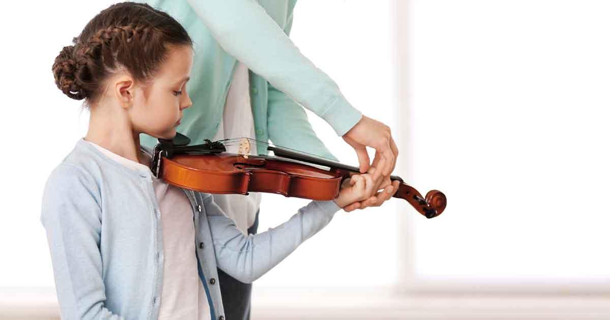 幼児向けヴァイオリン教室2