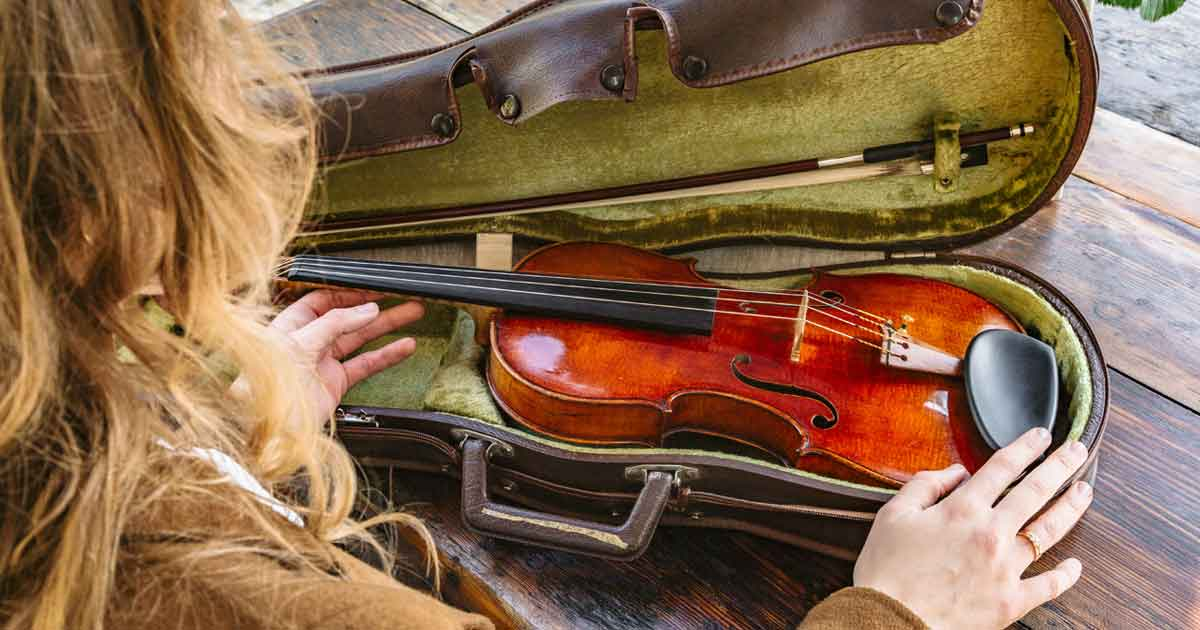 幼児向けヴァイオリン教室1