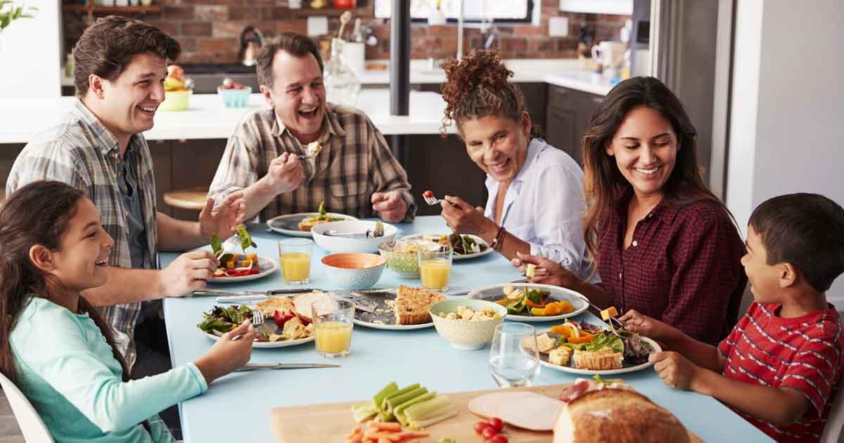 家庭でできる食育4