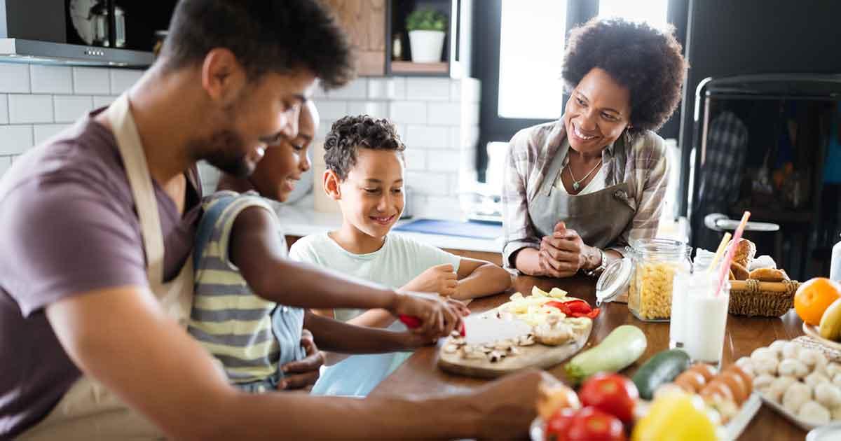 家庭でできる食育5