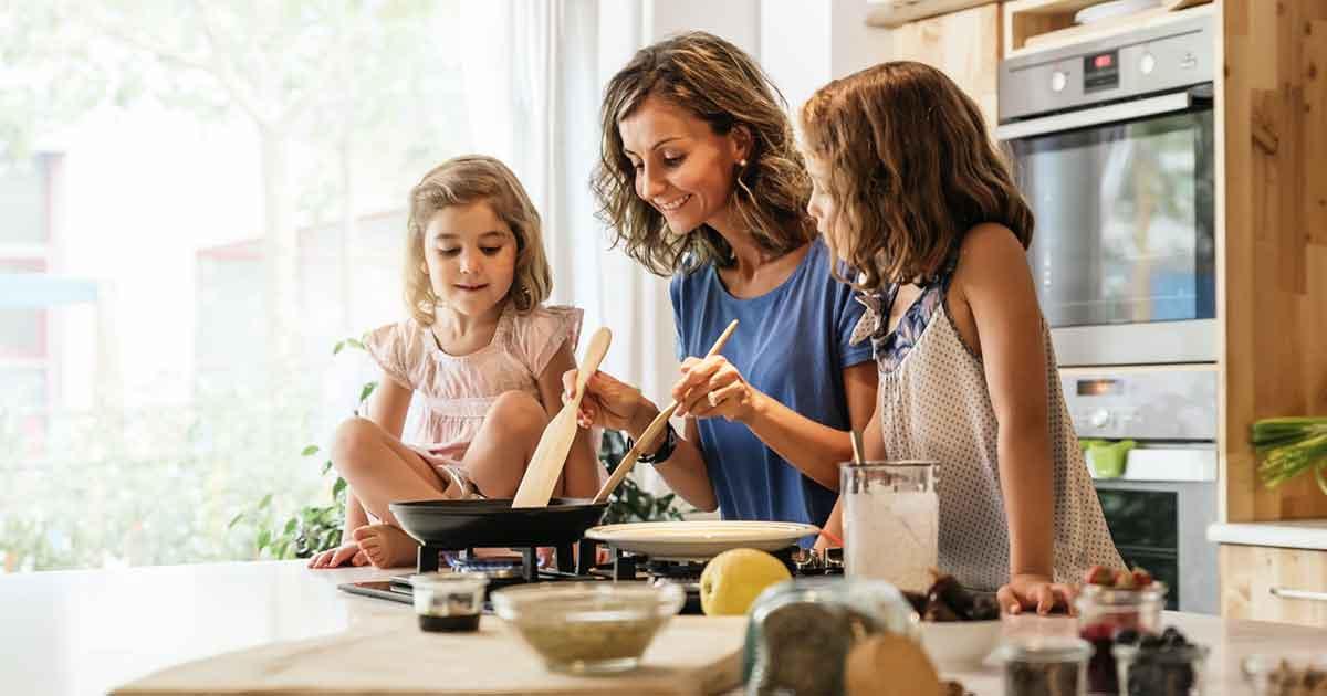 家庭でできる食育6