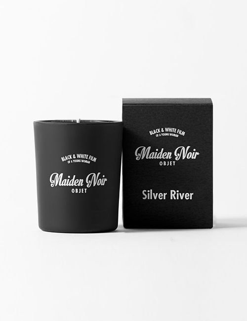 [MaidenNoir] candle black small