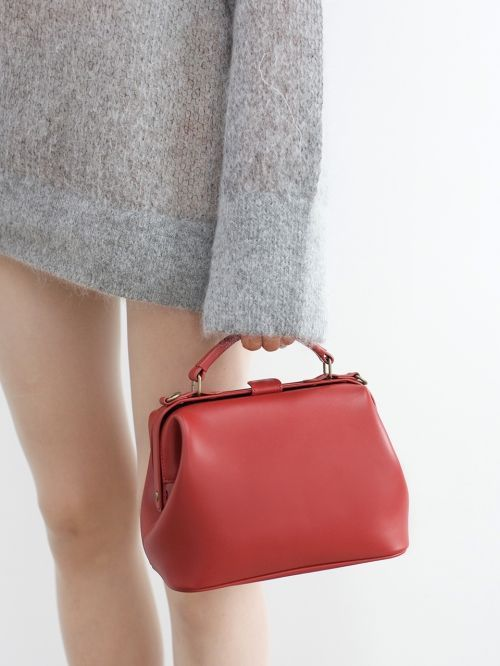 [AWESOME NEEDS] MAIL MAN BAG 'MMBAG' [DEEP RED]