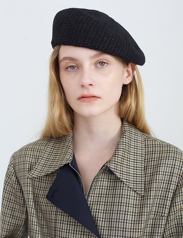[AWESOME NEEDS] NATURAL BERET