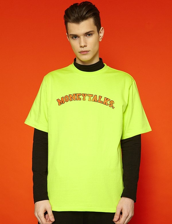 [SLOWACID] [UNISEX] Arc Moneytalks Short T