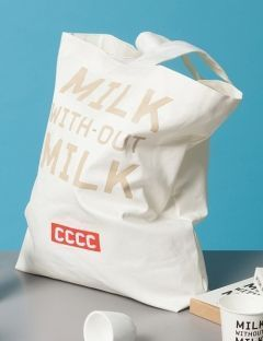 [cychoiquarter] MILK without Milk eco bag