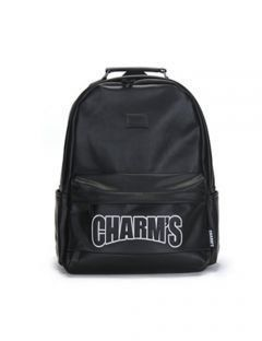 [CHARMS] L1 Basic Leather Backpack