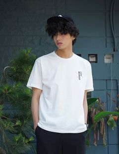 [USUAL EDIT] City Worker Tee [White]