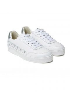[HATISS] CAMPBELL WHITE SNEAKERS