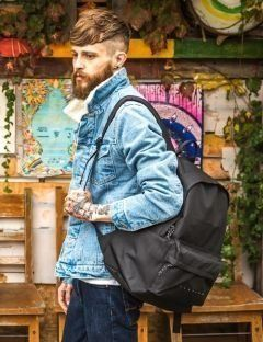[PLAYIAN] MANO BACKPACK [BB01UBLK]