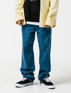 [WKNDRS] WKND DENIM PANTS [D.DENIM]