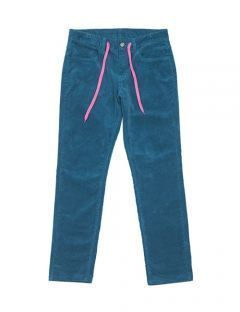 [BURIED ALIVE] BA ESJAY CORDUROY PANTS BLUE