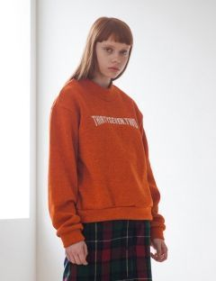 [TARGETTO] 372 HALFNECK KNIT ORANGE
