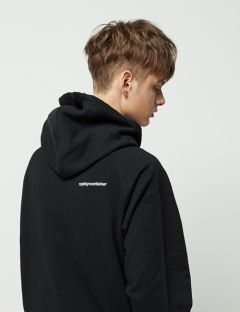 [replaycontainer] replaycontainer hoody [black]