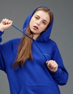 [replaycontainer] replaycontainer hoody [cobalt blue]