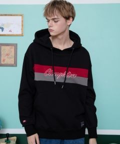 [CANLEAP] CANLEAP CLOUGHTON OVERFIT HOODIE [BLACK]