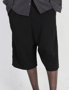 [BLESSED BULLET] B0973 BAGGY WIDE PANTS