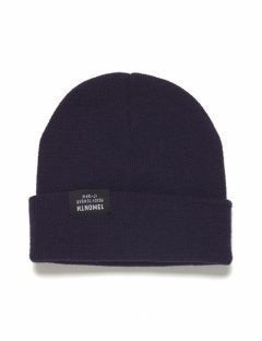[13month] VIVID WATCH CAP (NAVY)