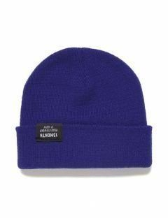 [13month] VIVID WATCH CAP (BLUE)