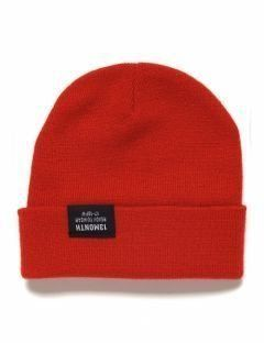 [13month] VIVID WATCH CAP (RED)
