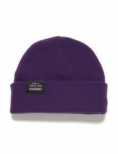 [13month] VIVID WATCH CAP (PURPLE)