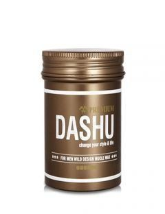 [DASHU] Dashu For Men Wild Design Mucle Hair Wax 100g