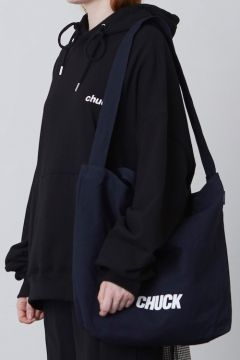 [CHUCK] FW17 CHUCK LOGO TWO WAY BAG [NAVY]