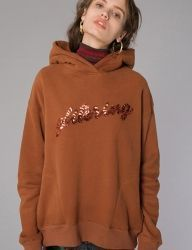 [DIAGONAL] SPANGLE HOODIE