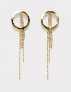 [MIDNIGHT MOMENT] two ways earring