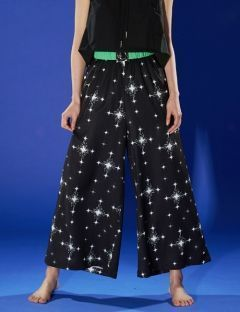 [RALMODE] STAR PANTS_BLACK