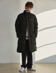 [SCULPTOR] DUCK-DOWN BENCH COAT 950 [BLACK]
