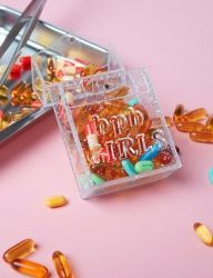 [bpb] bpb Girls Acrylic Case_Silver
