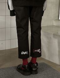 [AT THE MOMENT] Bang Chino Pants [BLACK]