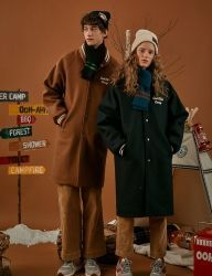[OoH-AHh!] [OoH-AHh!] CAMP CLUP COAT