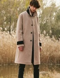 [SPERONE] COLORATION STRAP MAC COAT